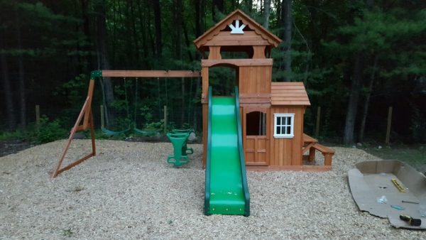 Afterplaystructure